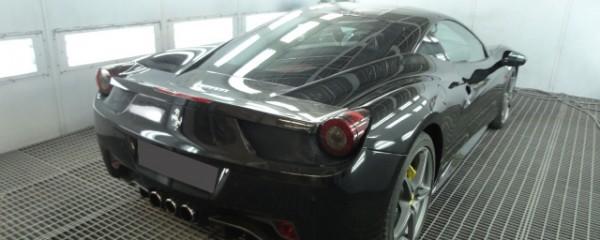 Pintura – Ferrari
