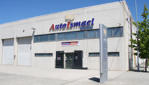 fachada exterior  oficina auto ismael1
